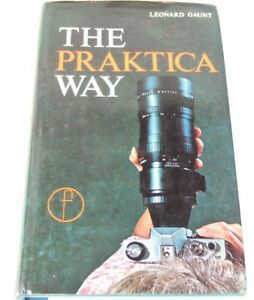 Le Praktica Way L. Gaunt 2nd EDN 1972 Focal Guide Manuel Instructions 286 pages-afficher le titre d`origine 7ydjEJcv-07195723-289631198