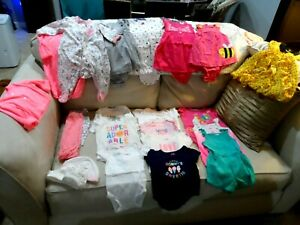 26-pieces-of-Girl-Clothes-sizes-NB-to-3-Months-no-stains-Lot-22