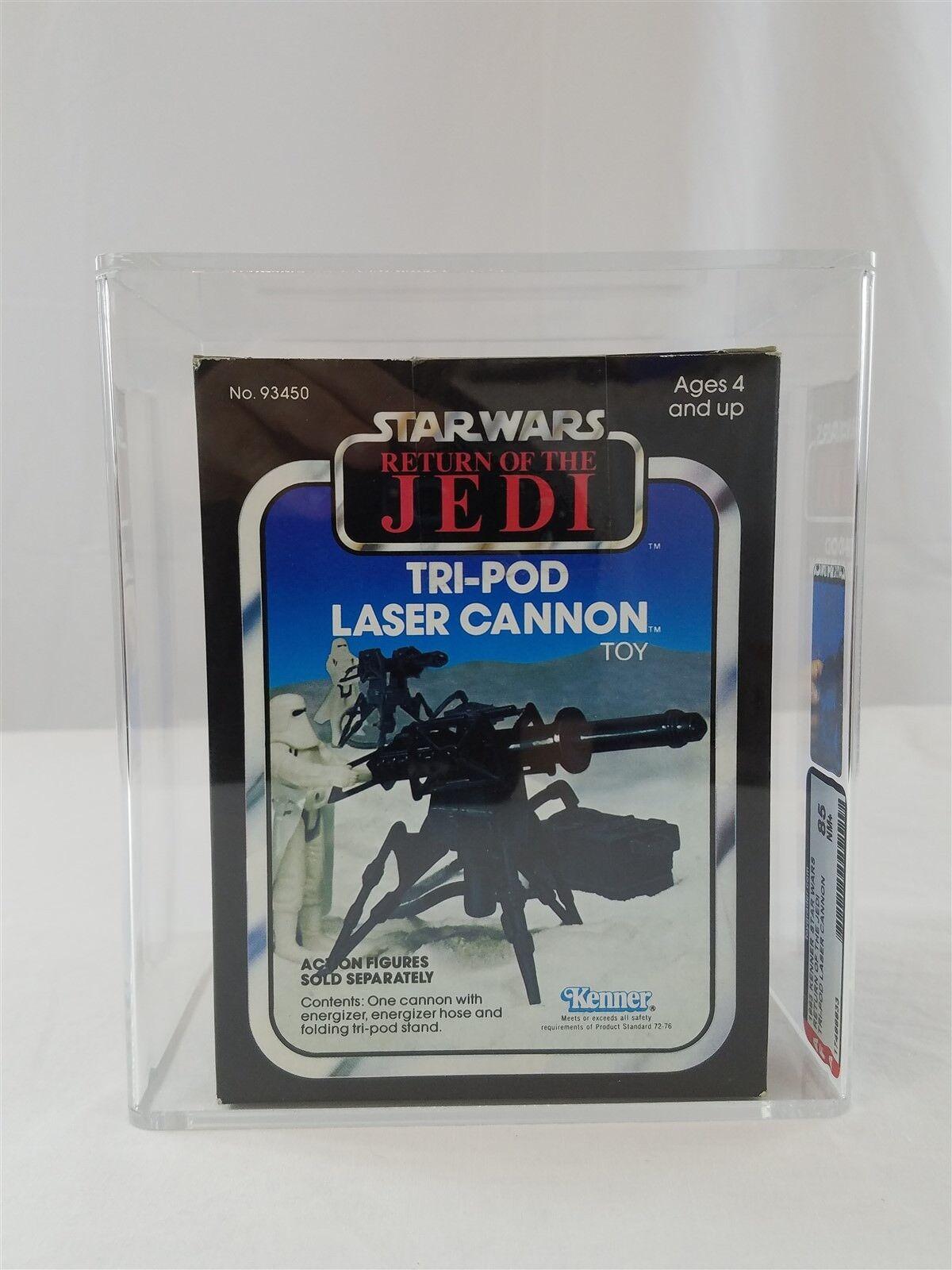 100% autentico Retorno de las Jedi De Star Wars Tri-pod cañón láser láser láser autoridad Figura de Acción 85 Casi Nuevo  17488833  Venta barata