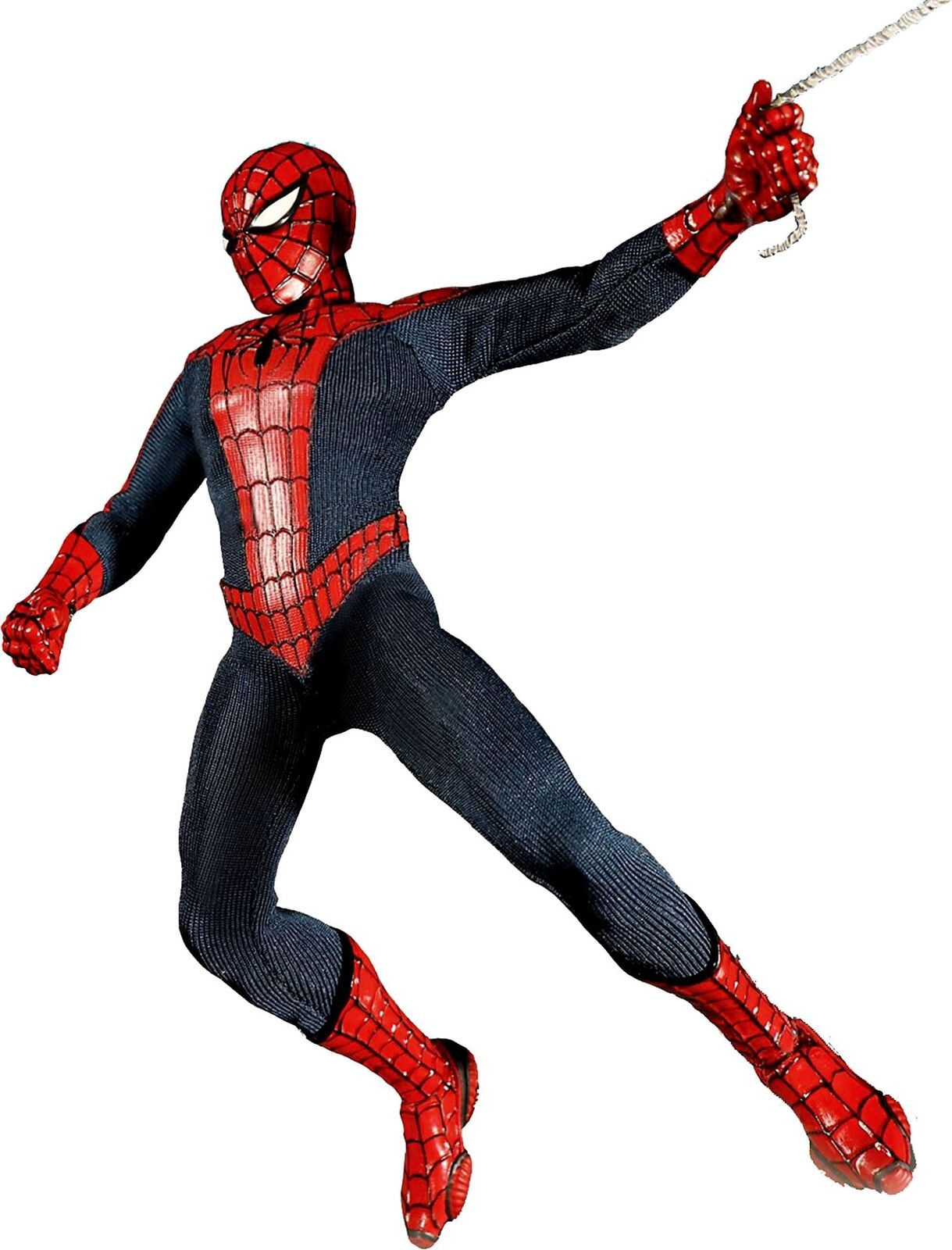 Marvel One:12 Collective Spider-Man Action Figure