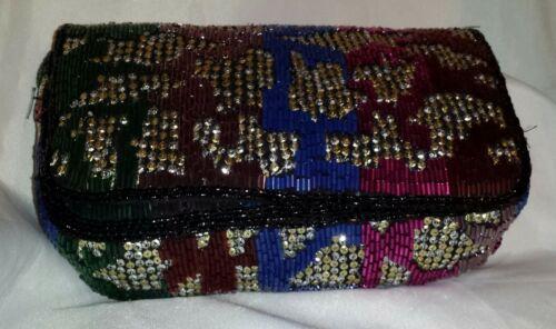 29 99 bnwt multicolore in Rrp abbellimento catena argento Zara cinturino e £ Clutch con 71Oqw6g