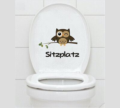 Muschel set Badezimmer Fliesen Klo WC  Bad aufkleber Sticker geil  like gefällt