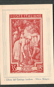 Details about Italy 1953 unmailed commemorative post card Luciana  Filatelica Club Francobollo