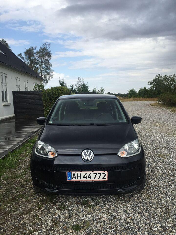 VW Up!, 1,0 75 Move Up!, Benzin