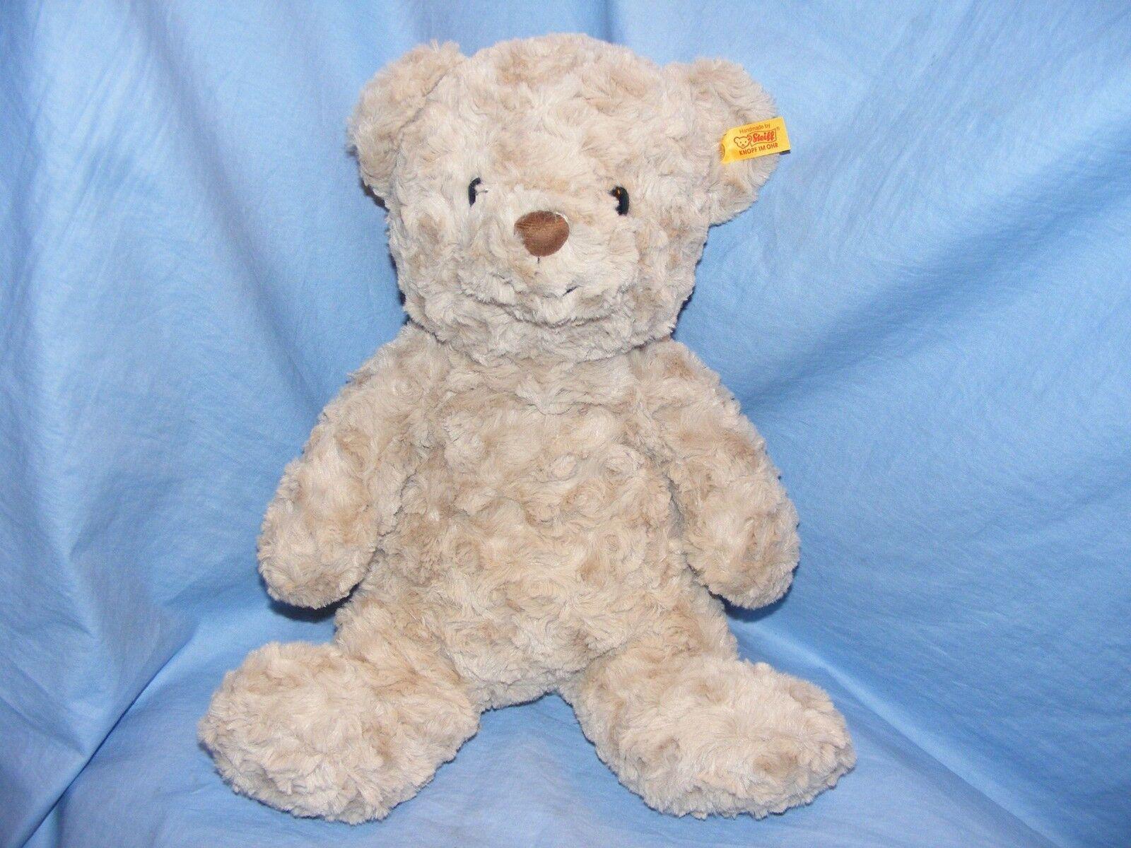 Steiff Honig Teddybär 38cm Plüsch Stofftier Geburtstag Geburtstag Geburtstag Taufe Geschenk Box NEU 5e9947