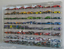 56 Hot Wheels 1 64 Scale Diecast Display Case UV Protection Acrylic Ahw64-56