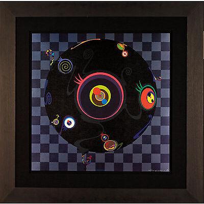 """Takashi Murakami - """"Blackbeard"""", limited-edition lithograph, Framed"""