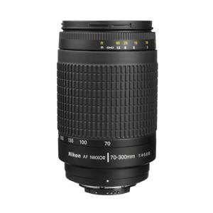 Nikon-AF-Zoom-NIKKOR-70-300mm-f-4-5-6G-F-Mount-Lens