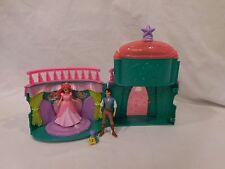Disney Princess Royal Party Ariel Palace Playset With Dolls
