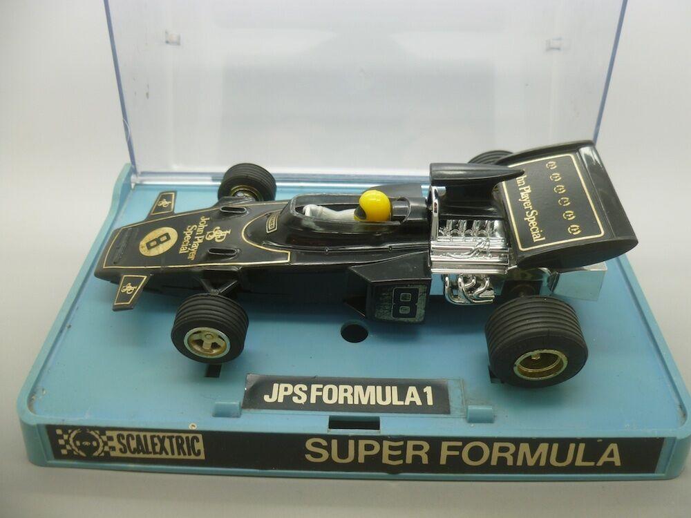 Scalextric C050 JPS Formula 1 No.8