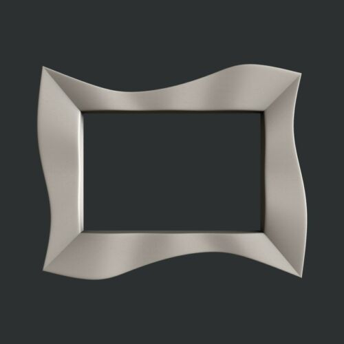decor photo frames Aspire Artcam 3d STL models for CNC