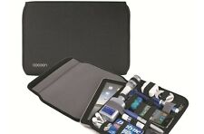 Cocoon CPG36 GRID-IT Wrap BLACK iPad Case Tablet Sleeve Pouch Built-in Organizer