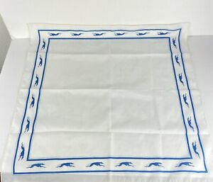 Vintage-Greyhound-Bus-Line-Dog-Logo-White-Hankie-Scarf-Bandana
