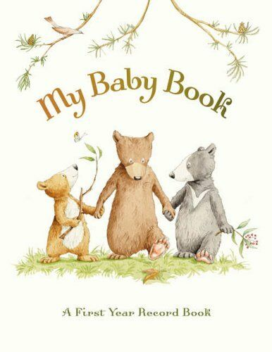You're All My Favourites: My Baby Book (Baby Record Book),Sam McBratney, Anita