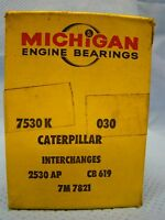 Caterpillar D4 Tractor 350 425 4 Cyl Rod Bearing Set 030 Nors