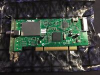 HP 5188-6018 Tiger-S DVB-T Digital TV PCI Card with Low Profile Bracket