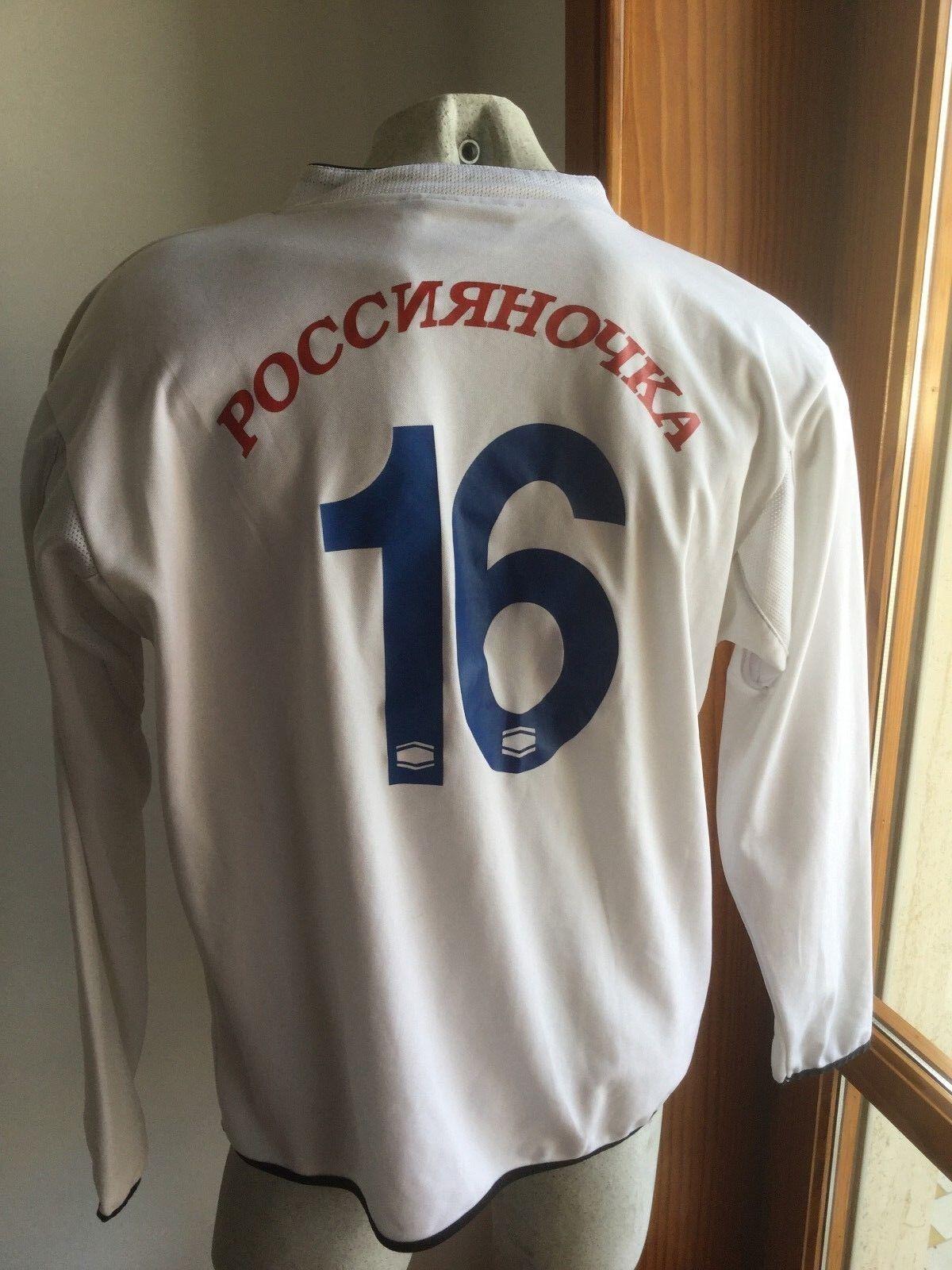 Maglia GARMAN calcio russia UKRAINE 16trikot football shirt jersey