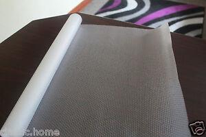 AgréAble Cut To Fit Anti Dérapante Tiroir Cuisine Liner Anti-rayure Tapis Liner 50*150cm-afficher Le Titre D'origine