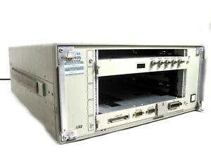 Tektronix VX1405 VXI 5-Slot Horizontal Mainframe Benchtop Unit C-Size Mod 89630