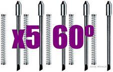 60 Degree Blade Knife For Graphtec Cb09 Plotter Cutter Lot Of 5 Us Ship