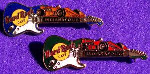 Indianapolis-Prototipo-Muestra-Fender-Strat-Raza-Coche-Guitarra-Hard-Rock-Cafe