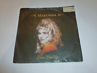 "MADONNA - Dress You Up - 1985 UK Sire 2-track 7"" Juke Box Vinyl Single In Sleeve"
