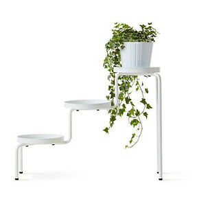Ikea Ps 2014 Piedistallo Per Piante Bianco Interno Esterno Bianco
