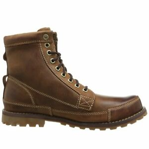 Timberland Men s Earthkeepers 6in Lace-up Boot Burnished Brown 9 M ... e998d010b46d
