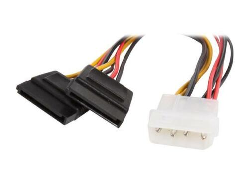 """Rosewill RCW-302 8/"""" SATA Power Splitter Cable"""