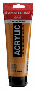 Talens-Amsterdam-Feine-Acrylfarben-250-ml-Tube-Goldocker-231