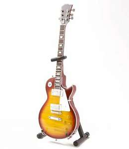 Axe Heaven Les Paul Sunburst 1/4 scale Miniature Collectible Guitar - AH-151