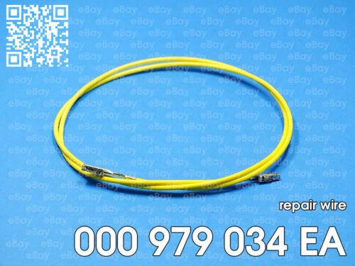 selective gold plated Audi VW Skoda Seat repair wire 000979034EA