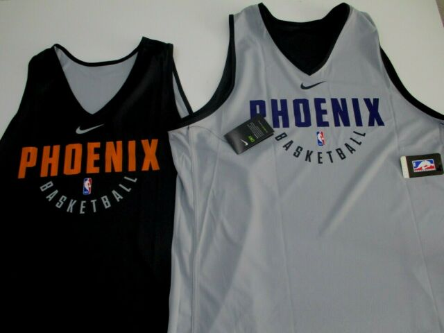 best sneakers cf9b3 080a3 Phoenix Suns NBA Reversible Practice Jersey Nike XXL 2xl XXLT 2