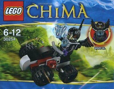 Lego Chima Razcal/'s Double-Crosser 30254 Polybag BNIP