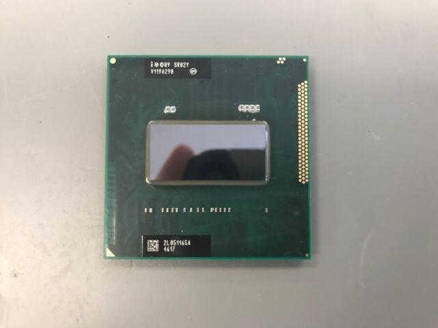 Intel Core i7-2630QM Quad Core 2.0GHz Laptop CPU Processor 2nd Gen i7 SR02Y
