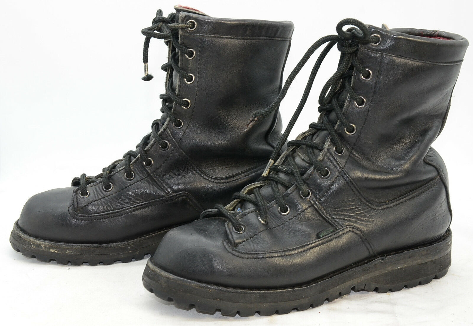 a65d491509b DANNER Recon 8 Insulated 200G Mens Sz 6.5 EE Leather Uniform Boots ...