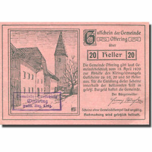 277168-Banknote-Austria-Oftering-20-Heller-chateau-1-1920-UNC-63-pink