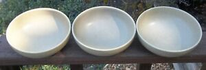 LOT-OF-3-Lindt-Stymeist-SAND-Cereal-Bowls-6-1-2-inches-across-top