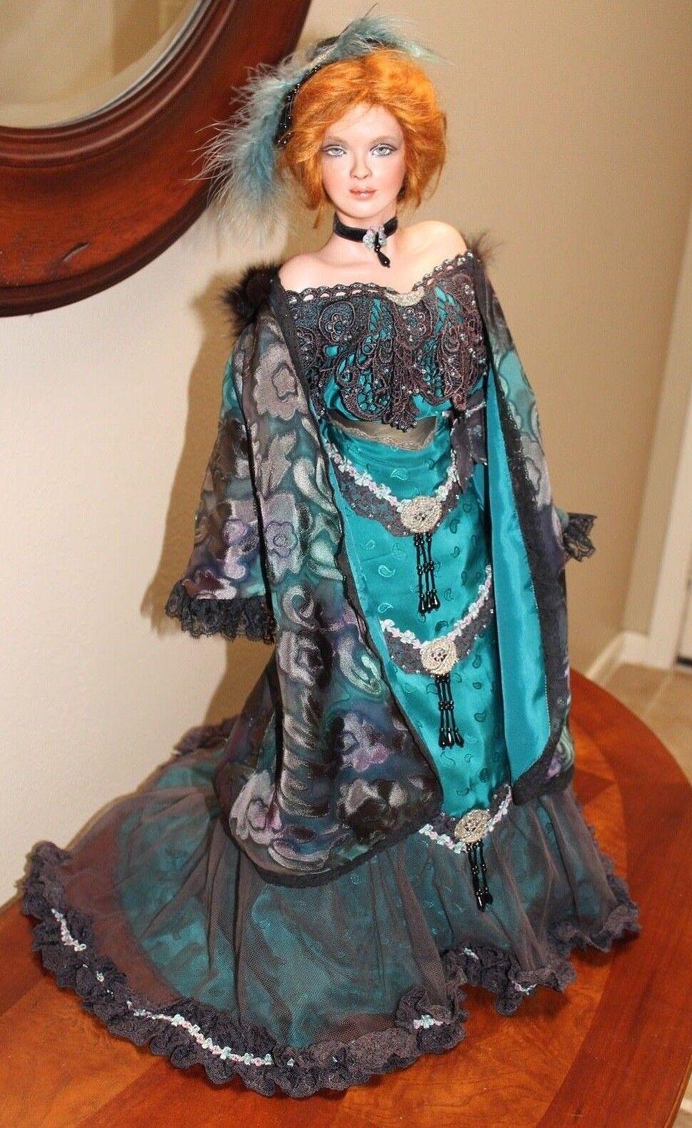 Kathleen Hill Muñeca De Porcelana  georgiana  uno de una clase  envío Gratis en nosotros