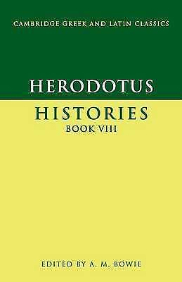 1 of 1 - Herodotus: Histories Book Viii: Bk. 8 (Cambridge Greek and Latin Classics), Good
