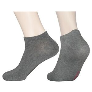 """8 Pairs Lot Womens White Black Ankle Socks /""""Skin contact surface is 100/% cotton/"""""""