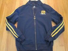 AUTHENTIC WALT DISNEY PARKS NAVY BLUE TRACK JACKET SIZE S
