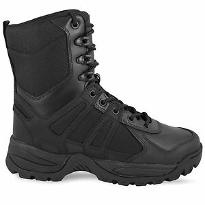 Mil-Tec Combat Botts Generation II Noir