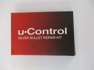 New-Brookstone-u-Control-Silver-Bullet-Remote-Control-Helicopter-Repair-Kit
