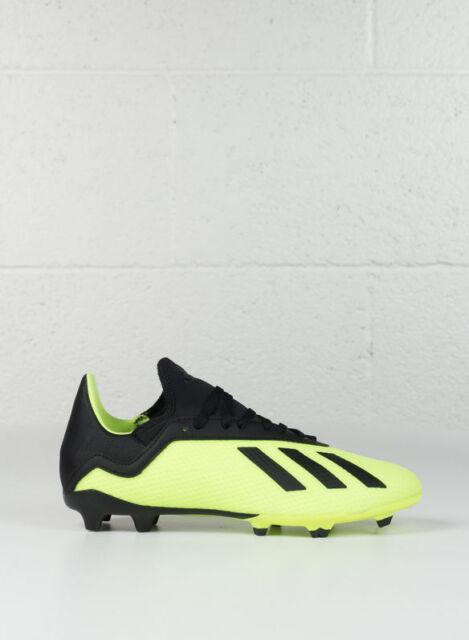 Adidas x 18.3 FG Scarpe da Calcio Bambino Giallo Cblacksyello 38 23