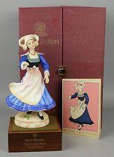 "Royal Doulton Figurine HN2383 ""Breton Dancer"" LE WorldWide"