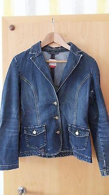 """"""" S `oliver"""" Jeans Jacke Gr. 36"""