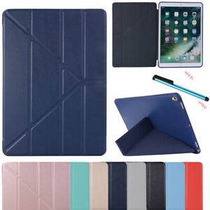 Magnetic-Smart-Stand-Cover-Leather-Case-for-Apple-iPad-2-3-4-5-6-2018-Mini-Air