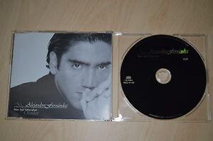 Alejandro-Fernandez-No-se-olvidar-CD-Single-promo