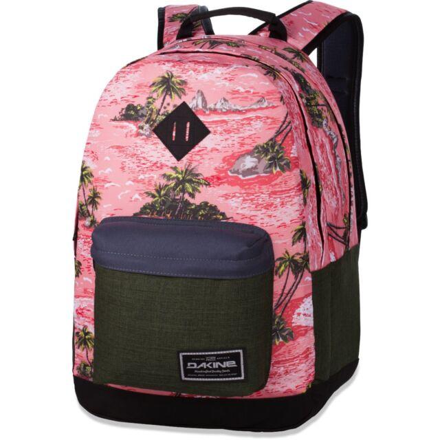 Dakine Backpack Detail 27 Litre Uni Capitol Pack Laptop School Backpack Aloha